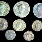 Dorchester - Roman coins