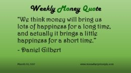 3-20-17_Money & Happiness_Daniel Gilbert