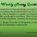 6-13-16_Buy the Haystack_John C. Bogle
