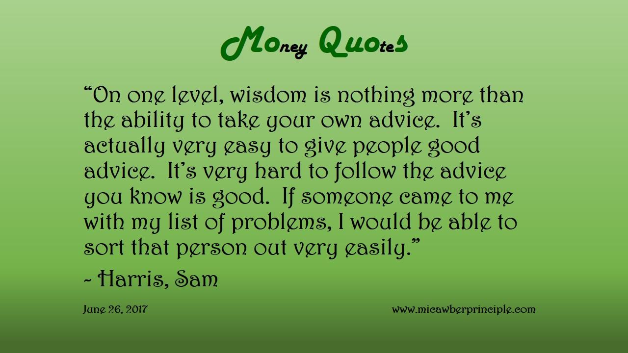 6-26-17_What is Wisdom_Sam Harris