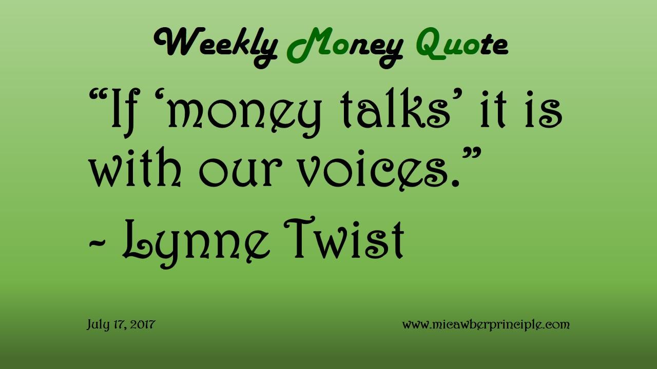 7-17-17_Money Talks_Lynne Twist