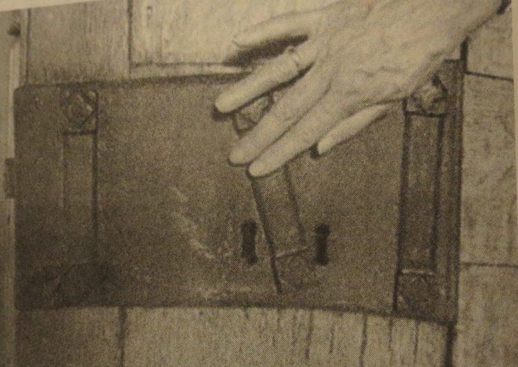 False Keyhole